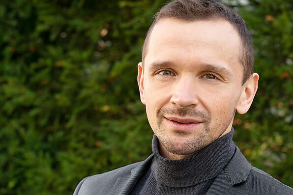 Alexander Strizhakov: unser erster Standortleiter in Kiev