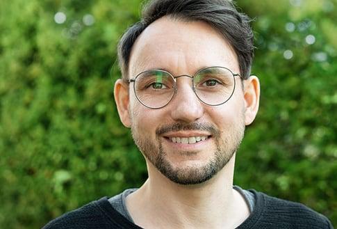 Christoph Klöppner ist Senior Developer bei Blackbit