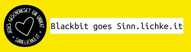 Blackbit goes Sinn.lichke.it – Erfolgreich verkaufen Online-Marktplätze