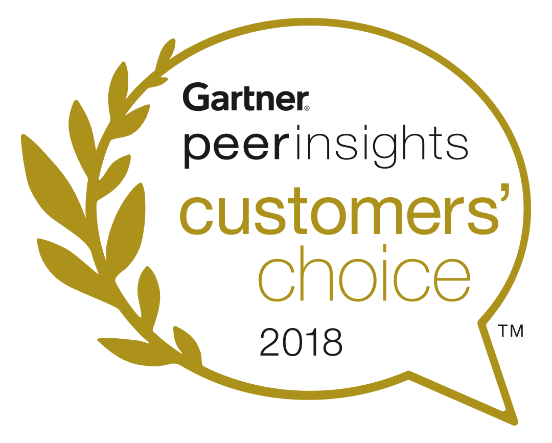 Gartner Peer Insights Customers' Choice: Kunden vertrauen auf HubSpot als beste CRM Lead Management Software