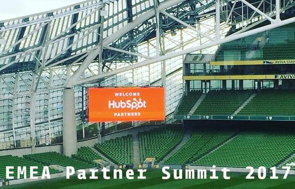 HubSpot Partner Treffen 2017