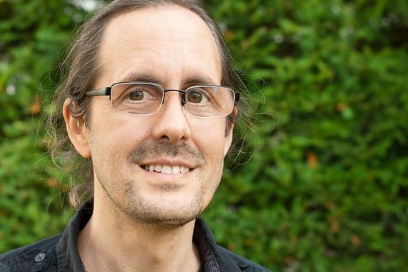 Jan Wieland ist Frontend- und Backend-Entwickler bei Blackbit