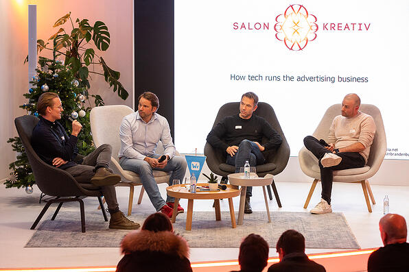 Experts talk on the topic 'Is Advertising on the wrong track?'