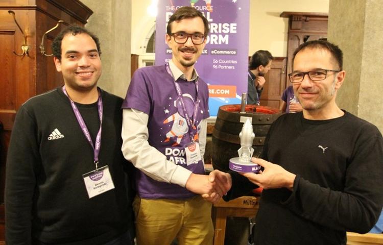 Blackbit gewinnt Pimcore Case Study of the Year Award