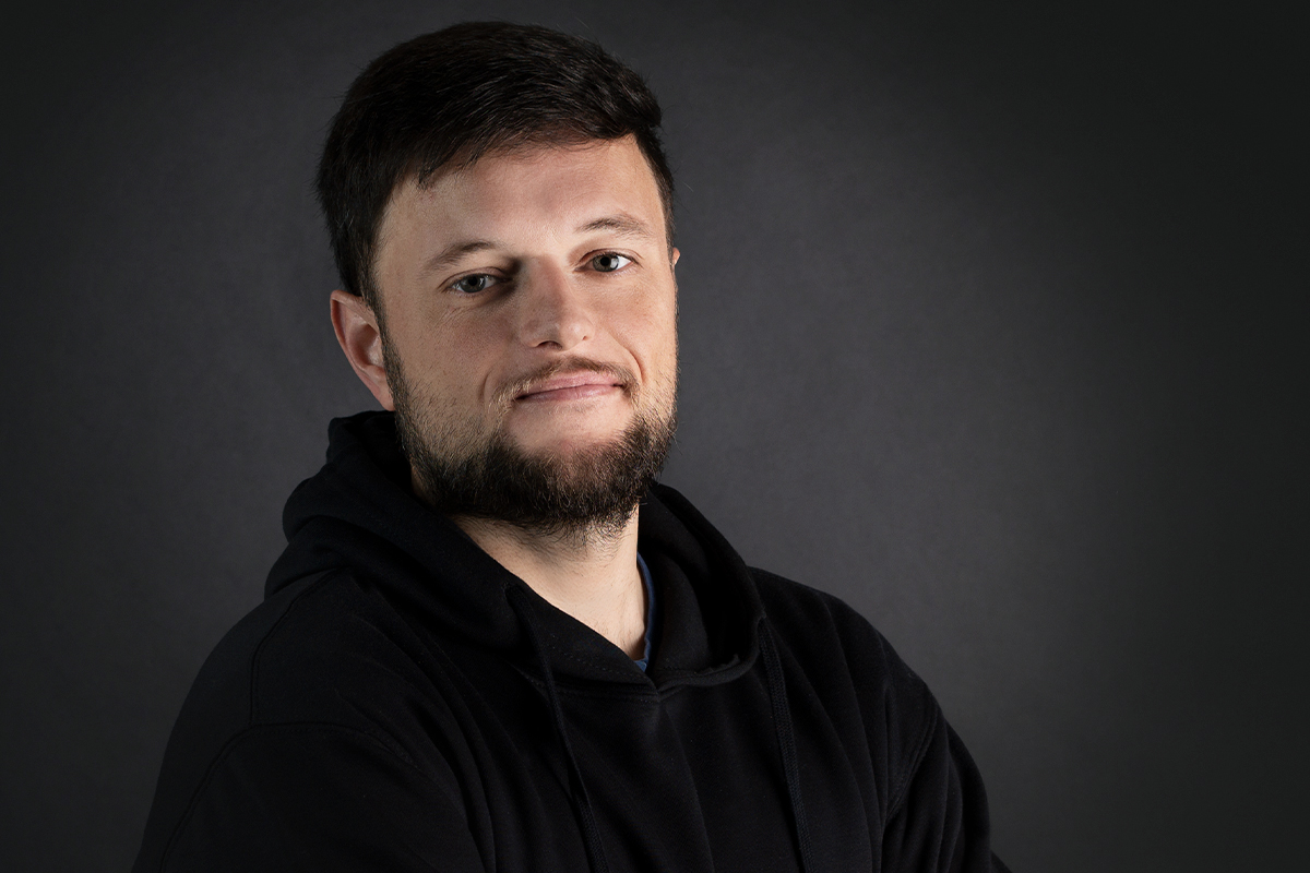 Neuzugang bei Blackbit: Projektmanager Mario Rempe