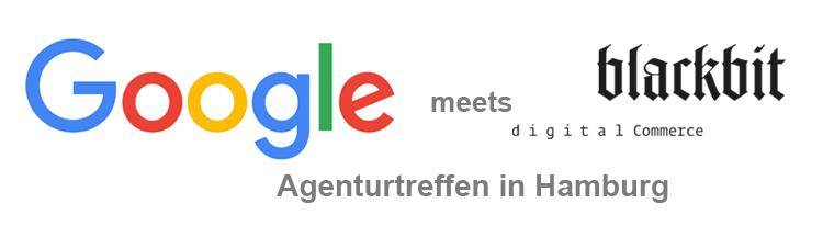Blackbit Online-Marketers zu Gast beim Google-Agenturservice