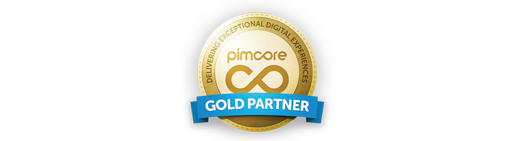 Blackbit ist pimcore Gold Partner