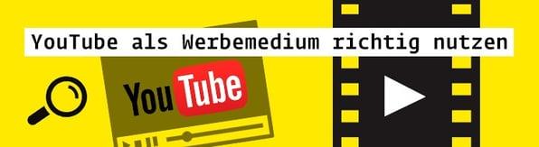 Nutzen Sie YouTube als reichweitenstarke Werbeplattform.