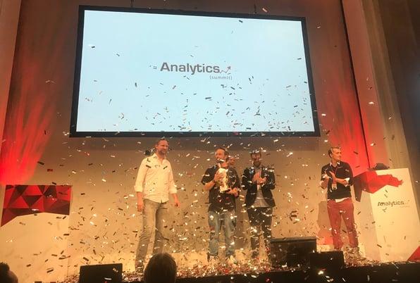 Analytics Summit 2018 Hamburg