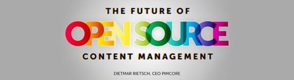 pimcore CEO Dietmar Rietsch is speaker at SXSW 2016 - Blackbit