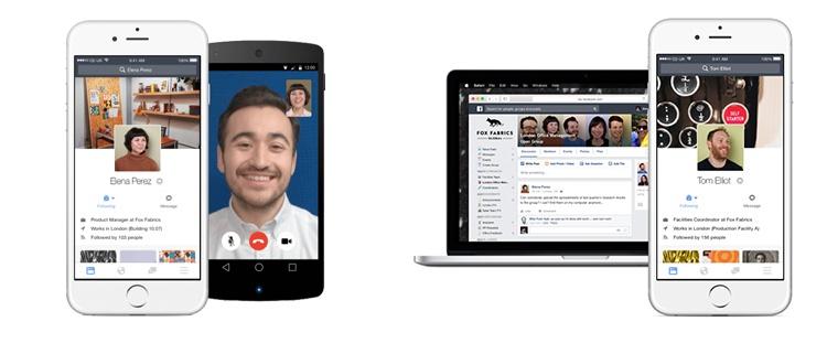 Facebook at Work: Spannende Funktionen interne Kommunikation in Unternehmen - Blackbit