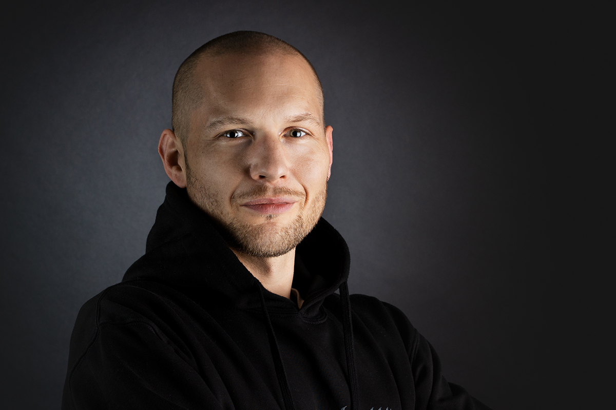 Paul Vetter ist Texter und Konzepter bei Blackbit.