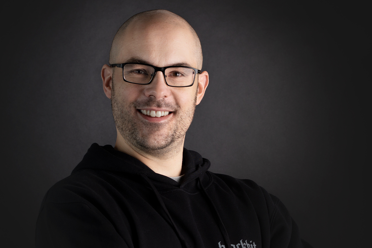 Philipp ist Blackbits Neuzugang im Online-Marketing