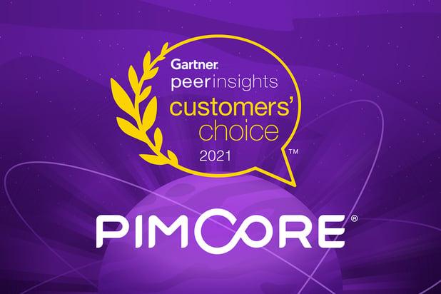 Pimcore is Customers' Choice 2021