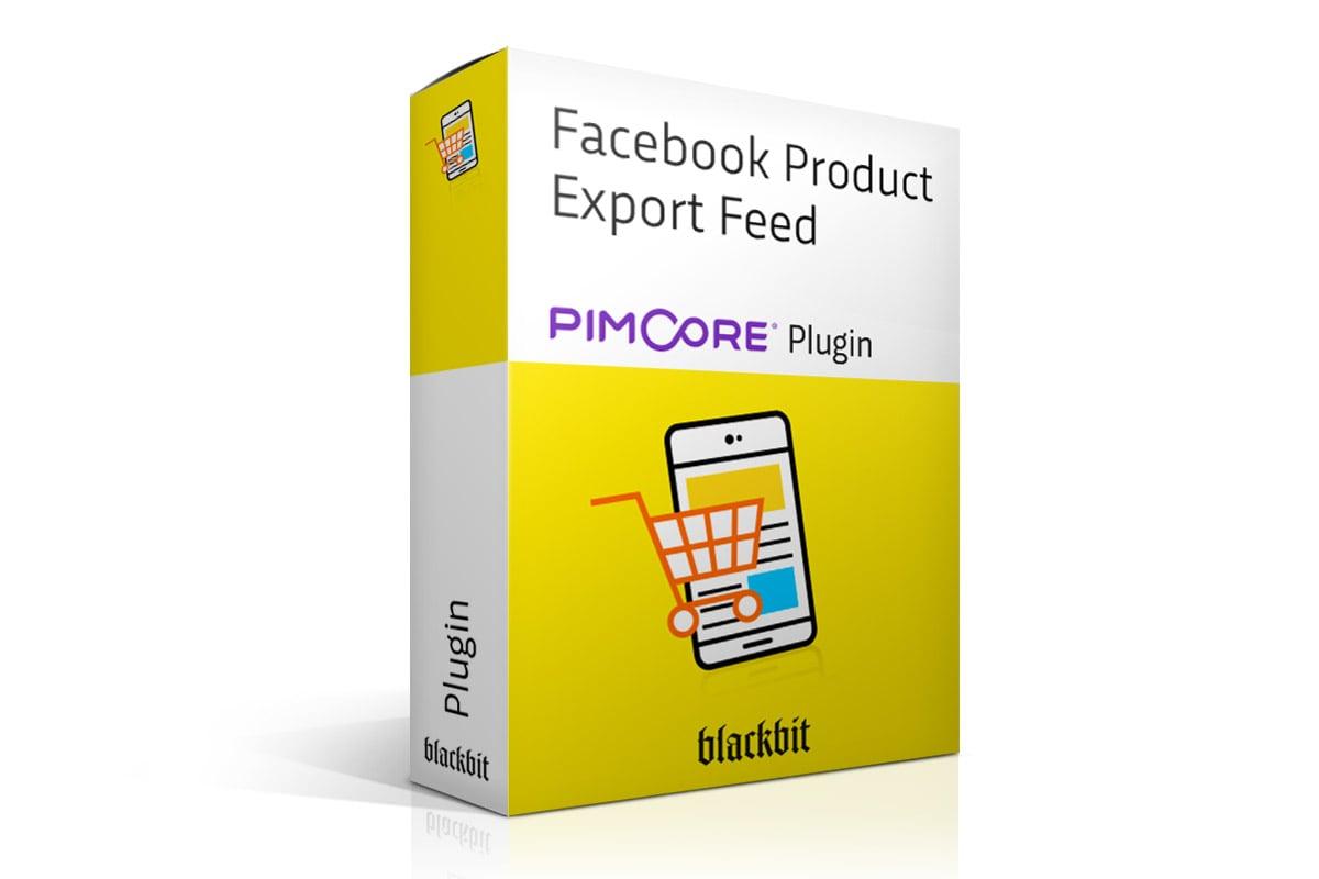 Pimcore Facebook Product Export Feed Plugin von Blackbit