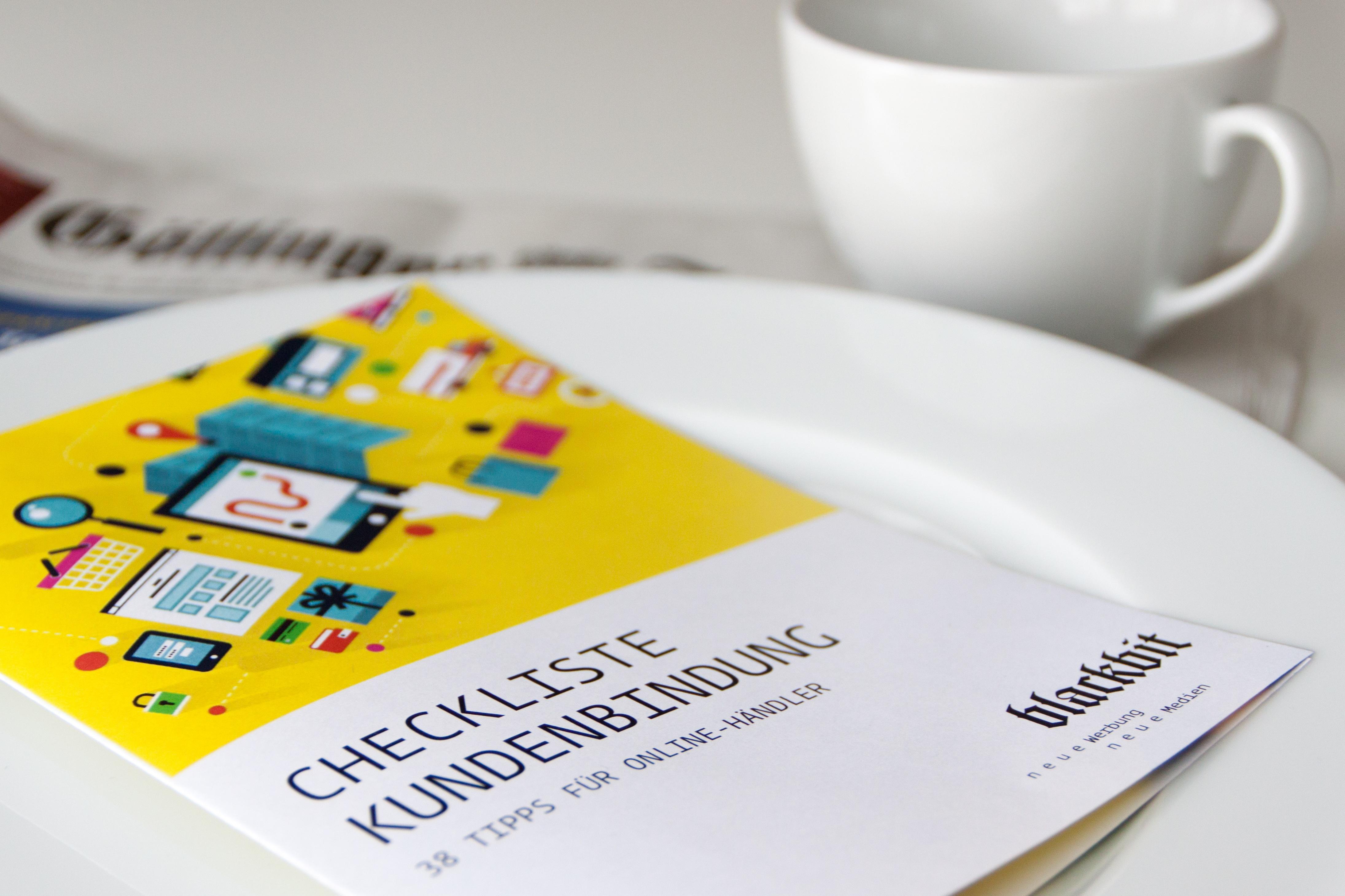 Checkliste Kundenbindung: Unsere 38 Experten-Tipps zum kostenlosen Download