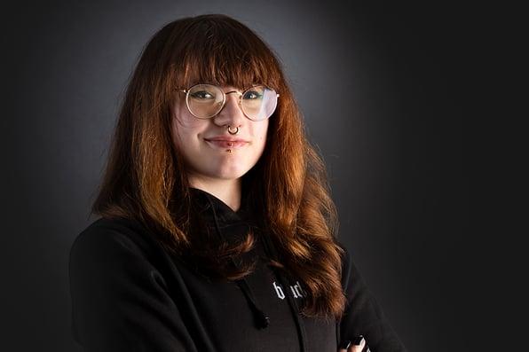 Portrait von Joy Schwarz
