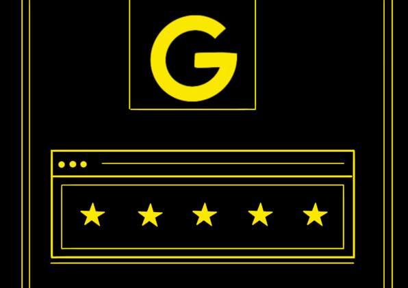 Google-Bewertungen wirken sich auch auf Ihr Ranking in den Suchergebnissen aus.